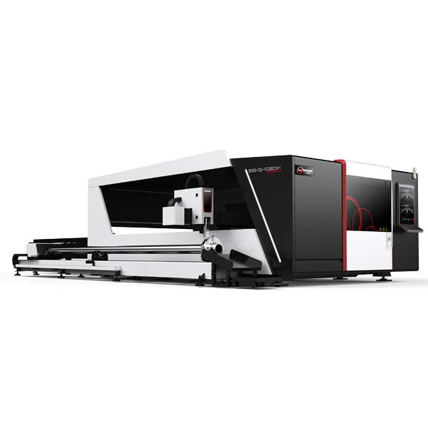 Sheet and tube laser cutter